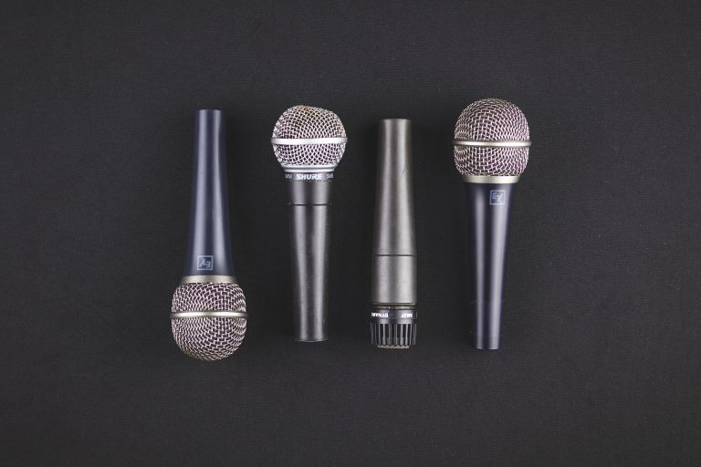 best mics for singing