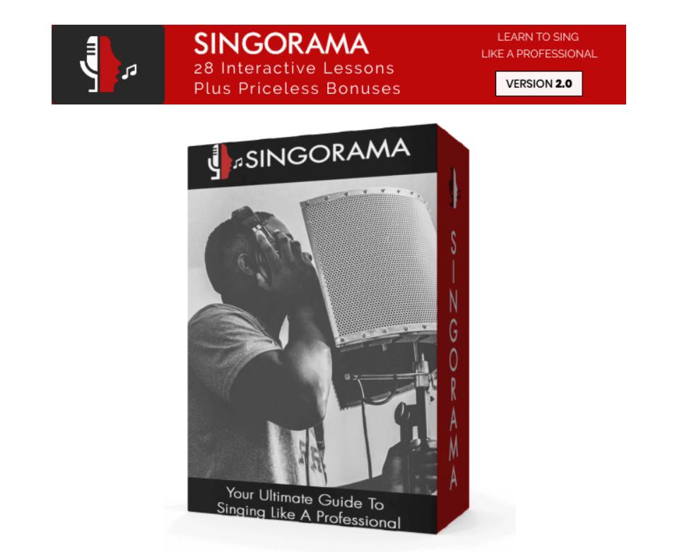 singorama singing lessons